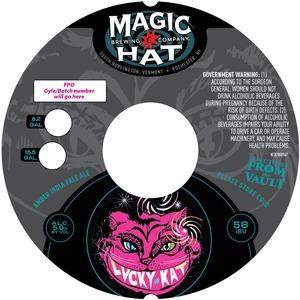 Magic Lucky Kat Amber IPA