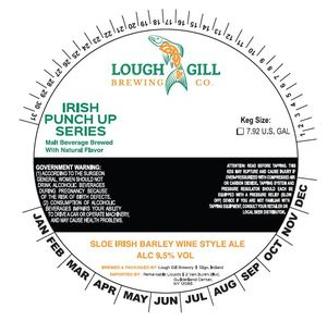 Lough Gill Brewing Co Sloe Irish Barley Wine June 2017