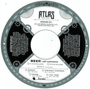 Atlas Brew Works Festbeer