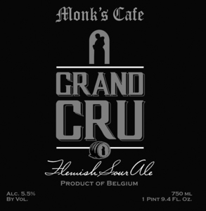 Monks Cafe Grand Cru