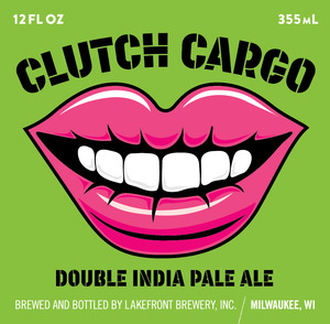 Lakefront Brewery Clutch Cargo Double
