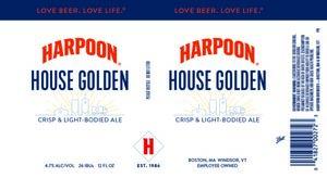 Harpoon House Golden