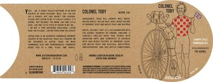 Jester King Colonel Toby