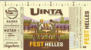 Uinta Brewing Company Fest