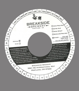 Breakside Brewery Dog And Pony Show