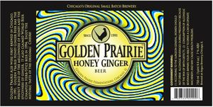 Golden Prairie Honey Ginger Beer