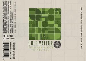 Deschutes Brewery Cultivateur