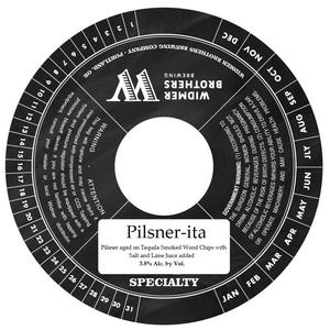 Widmer Brothers Brewing Co. Pilsner-ita May 2017