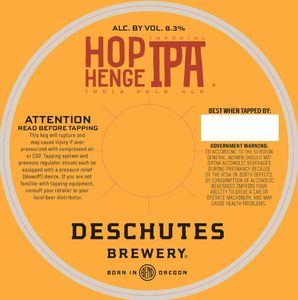 Deschutes Brewery Hop Henge