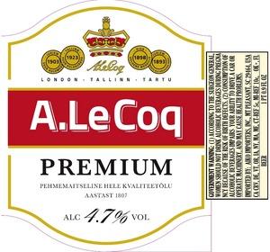 A.le Coq Premium