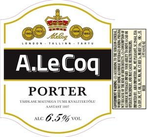 A.le Coq Porter