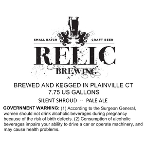 Relic Brewing Silent Shroud