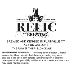 Relic Brewing The Flower Thief