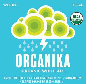 Lakefront Brewery Organika Organic White