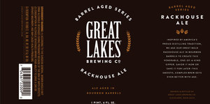 Great Lakes Brewing Company Barrel Aged Rackhouse Ale