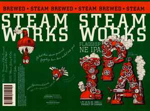 Steamworks Flagship Ne IPA