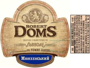 Robert Doms Munich Style