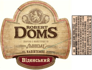 Robert Doms Vienna-style