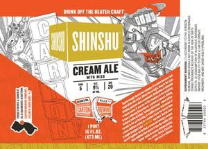 Carton Brewing Co. Shinshu