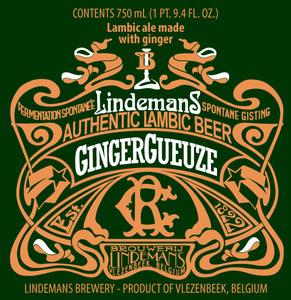 Lindemans Gingergueuze