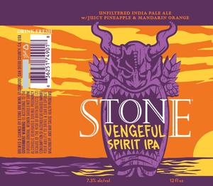 Stone Vengeful Spirit Ipa June 2017