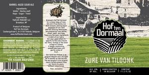 Hof Ten Dormaal Zure Van Tildonk