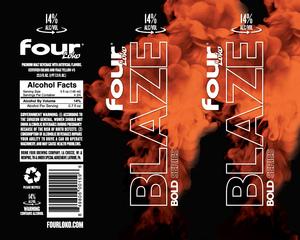 Four Loko Blaze