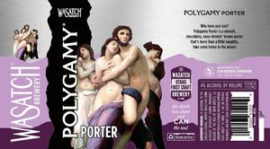 Wasatch Brewery Polygamy