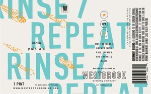Westbrook Brewing Company Rinse / Repeat