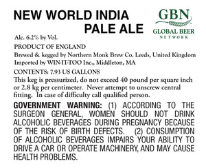 New World Ipa