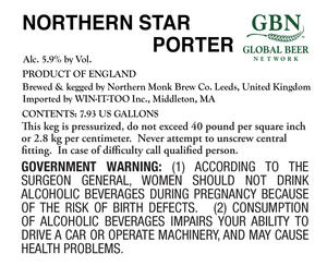 Northern Star Porter