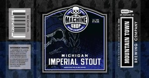 Mountain Town Brewing Co Michigan Imperial Stout