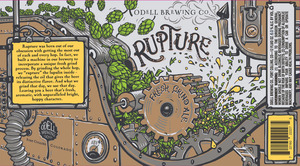 Odell Brewing Company Rupture June 2017