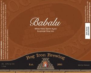 Bog Iron Brewing Babalu