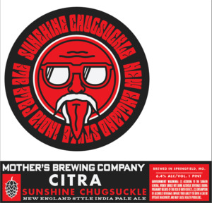 Mother's Brewing Company Sunshine Chugsuckle - Citra