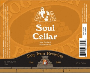 Bog Iron Brewing Soul Cellar