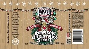 Redneck Christmas Stout