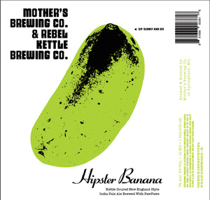 Mother's Brewing Company Hipster Banana