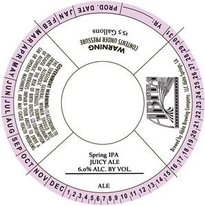 Abita Brewing Company Spring IPA