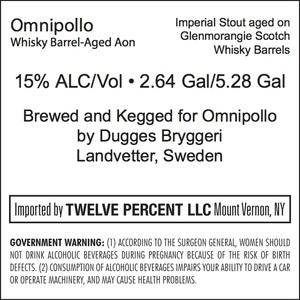 Omnipollo Whisky Barrel-aged Aon
