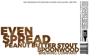 Spoonwood Brewing LLC Even Spread